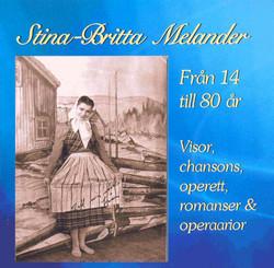 Melander, Stina-Britta: Från 1 till 80 år
