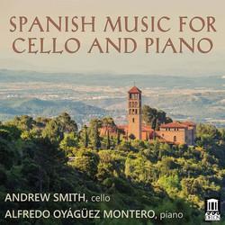 Spanish Music for Cello & Piano