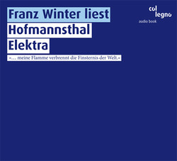 Hofmannsthal: Elektra (Opera Libretto reading)