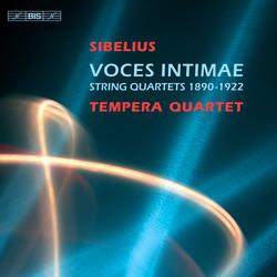 Sibelius - String Quartets 1890-1922