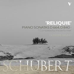 Schubert: Piano Sonata No. 13, D. 664 & No. 15, D. 840