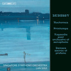 Debussy – Nocturnes and other works