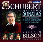 Schubert: Piano Sonatas, Vol. 7:  Nos. 5, 14 and 19