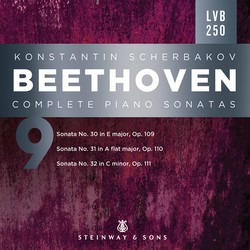 Beethoven: Complete Piano Sonatas, Vol. 9