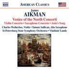 Aikman: Venice of the North Concerti