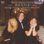 Mihalovich: Songs