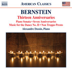 Bernstein: Piano Music