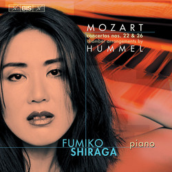 W.A. Mozart - Piano Concertos Nos. 22 & 26, in chamber arrangement by Hummel