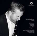 Schumann, Reinecke, Debussy, Berg & Corigliano: Works Featuring Clarinet