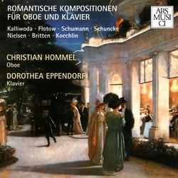 Romantische Kompositionen für Oboe und Klavier