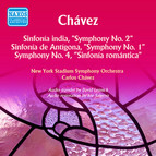Chavez: Symphonies Nos. 1, 2 & 4