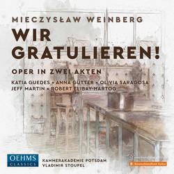 Weinberg: Wir gratulieren!, Op. 111 (Live)