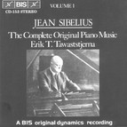 Sibelius - Complete Original Piano Music, Vol.1
