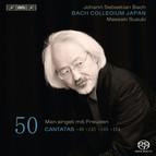 Bach – Cantatas, Vol. 50