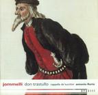 Jommelli, N.: Cantata E Disfida Di Don Trastullo (La)