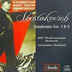 Shostakovich: Symphonies Nos. 5 and 9