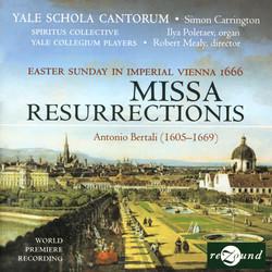 Bertali: Missa Resurrectionis