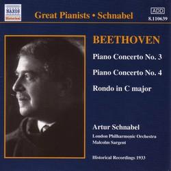 Beethoven: Piano Concertos Nos. 3 and 4 (Schnabel) (1933)