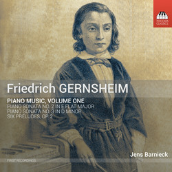 Gernsheim: Piano Music, Vol. 1