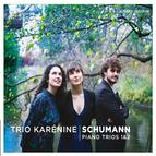 Schumann: Piano Trios 1 & 2