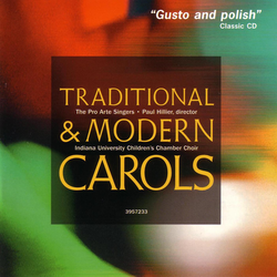 Traditional & Modern Carols