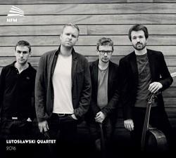 Markowicz, Kwieciński & Mykietyn: String Quartets