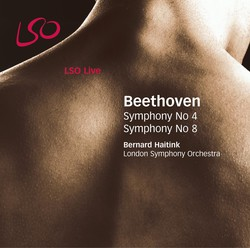 Beethoven: Symphonies Nos. 4 and 8