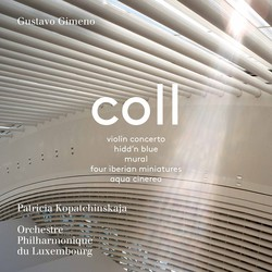 Francisco Coll: Orchestral Works