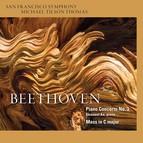 Beethoven: Piano Concerto No. 3 - Mass in C Major
