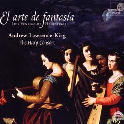 El arte de fantasía - Luis Venegas de Henestrosa