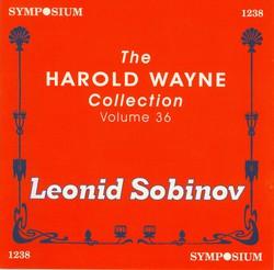 The Harold Wayne Collection, Vol. 36 (1901, 1904)