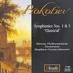 Prokofiev Symphonies Nos. 1 & 5
