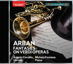 Arban: 14 Fantasias on Verdi Operas