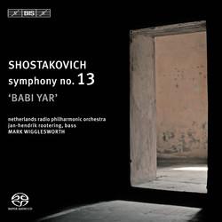 Shostakovich – Symphony No.13  'Babi Yar'