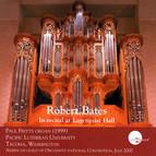Bates, Robert: In Recital at Lagerquist Hall