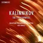 Kalinnikov – The Two Symphonies