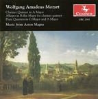 Mozart, W.A.: Clarinet Quintet, K. 581, K. Anh. 91 / Flute Quartets Nos. 2 and 4