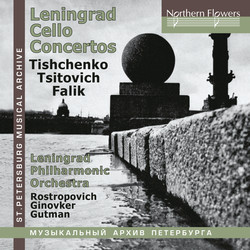 Leningrad Cello Concertos