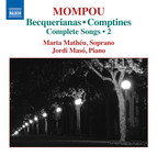 Mompou: Complete Songs, Vol. 2