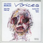 Henze: Voices