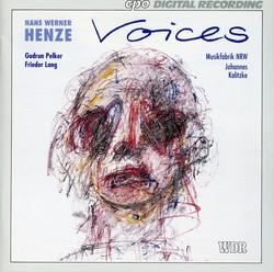 Henze: Voices