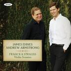 Franck: Violin Sonata - R. Strauss: Violin Sonata