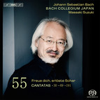 J.S. Bach - Cantatas, Vol.55 (BWV 69, 30, 191)