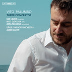Vito Palumbo – Three Concertos