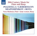 20th Century Music for Flute & Harp