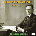 In Memoriam Felix Weingartner