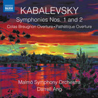 Kabalevsky: Works for Orchestra