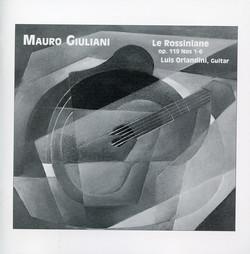 Giuliani, M.: Le Rossiniane, Opp. 119, Nos. 1-6