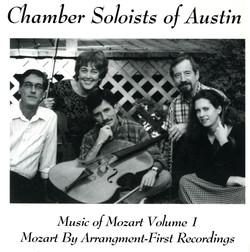 Mozart By Arrangement