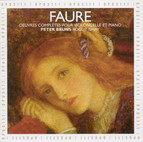 Fauré, G.: Cello and Piano Works  - Cello Sonatas / Sicilienne / Papillon / Romance / Elegie / Serenade / Apres Un Reve